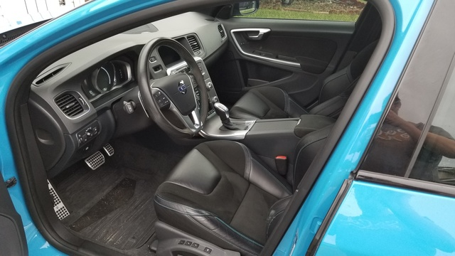 Picture of 2016 Volvo S60 T6 Polestar, interior, gallery_worthy