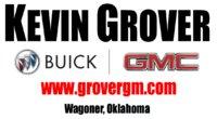 Kevin Grover Buick GMC logo