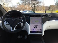 Picture of 2017 Tesla Model X P100D, interior, gallery_worthy