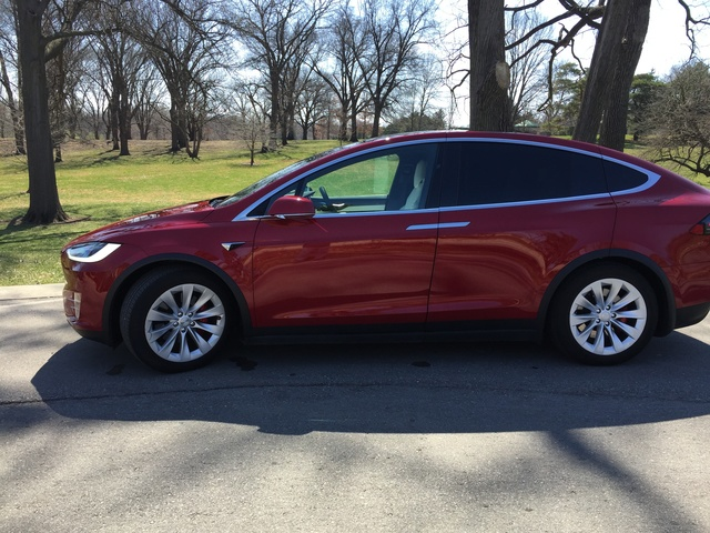 2017 tesla model x cargurus. Black Bedroom Furniture Sets. Home Design Ideas