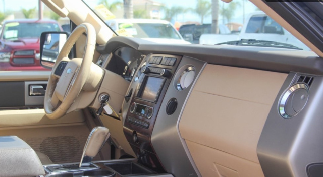 Picture Of  Ford Expedition El Xlt Wd Interior Gallery_worthy