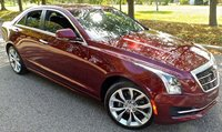 Picture of 2014 Cadillac ATS 2.0T Performance AWD, exterior, gallery_worthy