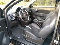 Picture of 2014 FIAT 500 GQ Edition Convertible, interior, gallery_worthy