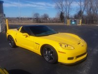 Picture of 2011 Chevrolet Corvette 2LT Coupe RWD, exterior, gallery_worthy