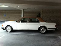 1990 Rolls-Royce Silver Spur Overview