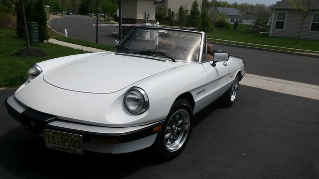 Picture of 1989 Alfa Romeo Spider Veloce RWD, exterior, gallery_worthy