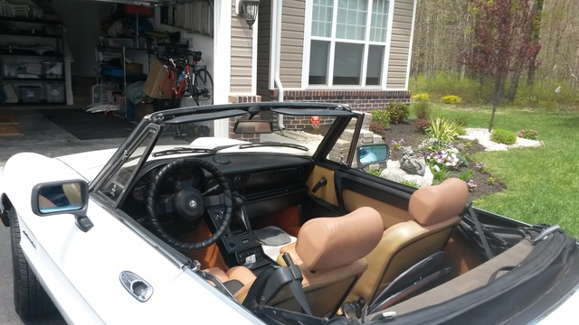 Picture of 1989 Alfa Romeo Spider Veloce RWD, interior, gallery_worthy
