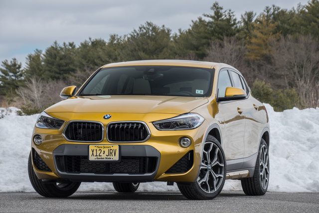 2019 Bmw X2 Overview Cargurus