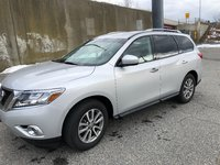Picture of 2015 Nissan Pathfinder SV 4WD, exterior, gallery_worthy
