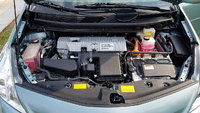 Picture of 2014 Toyota Prius v Three FWD, engine, gallery_worthy