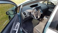 Picture of 2014 Toyota Prius v Three FWD, interior, gallery_worthy