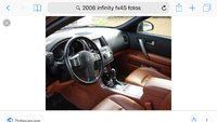 Picture of 2006 INFINITI FX45 AWD, interior, gallery_worthy