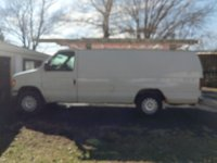 Picture of 2004 Ford E-Series Cargo E-350 Super Duty, exterior, gallery_worthy