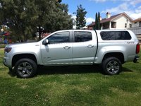 Picture of 2016 Chevrolet Colorado LT Crew Cab 4WD, exterior, gallery_worthy