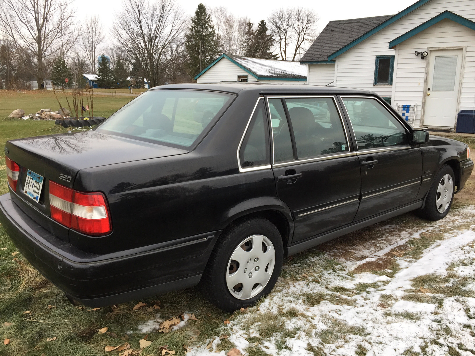 1996 Volvo 960 - Overview