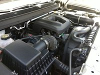 Picture of 2016 Chevrolet Colorado LT Crew Cab 4WD, engine, gallery_worthy