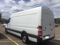 Picture of 2010 Mercedes-Benz Sprinter 2500 170 Standard Roof Cargo Van, exterior, gallery_worthy