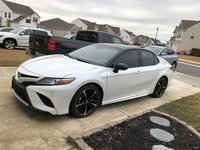 Picture of 2018 Toyota Camry XSE V6, exterior, gallery_worthy