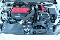 Picture of 2014 Mitsubishi Lancer Evolution GSR, engine, gallery_worthy