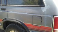 Picture of 1991 Chevrolet S-10 Blazer 4 Dr Tahoe 4WD SUV, exterior, gallery_worthy