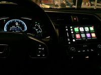 Picture of 2016 Honda Civic EX-TL with Honda Sensing, interior, gallery_worthy