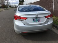 Picture of 2011 Hyundai Elantra Limited Sedan FWD with Navigation, exterior, gallery_worthy