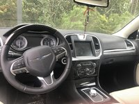 Picture of 2016 Chrysler 300 C RWD, interior, gallery_worthy