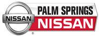Palm Springs Nissan logo