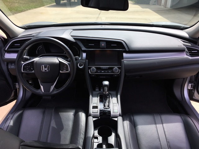 2016 Honda Civic Interior Pictures Cargurus