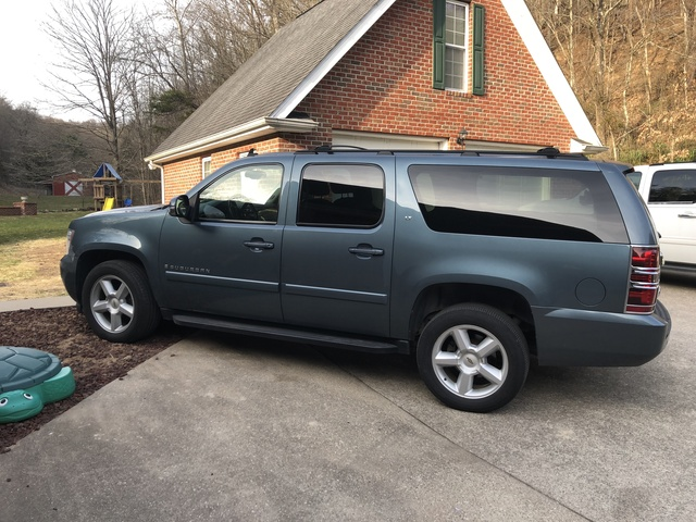 Picture of 2008 Chevrolet Suburban LS 1500 4WD, exterior, gallery_worthy