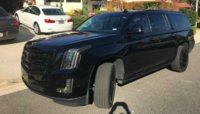 Picture of 2017 Cadillac Escalade ESV Premium Luxury 4WD, exterior, gallery_worthy