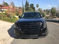 2017 Cadillac Escalade ESV Picture Gallery