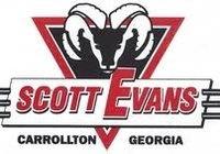 Scott Evans Chrysler Dodge Jeep Ram logo