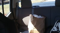 Picture of 2012 Nissan Frontier SV V6 King Cab, interior, gallery_worthy
