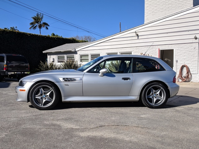 Picture of 2002 BMW Z3 M Coupe RWD, exterior, gallery_worthy