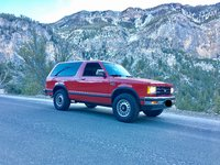 Picture of 1988 Chevrolet S-10 Blazer Tahoe 4WD, exterior, gallery_worthy