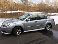 Picture of 2014 Subaru Legacy 2.5i Premium, exterior, gallery_worthy