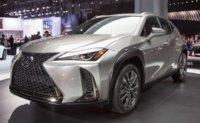 2019 Lexus UX, exterior, gallery_worthy