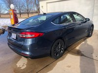 Picture of 2018 Ford Fusion Hybrid SE, exterior, gallery_worthy