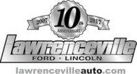 Lawrenceville Ford Lincoln logo