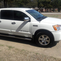 Picture of 2015 Nissan Titan SV Crew Cab, exterior, gallery_worthy