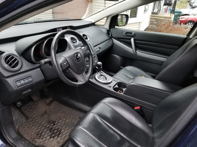 Picture of 2010 Mazda CX-7 s Touring AWD, interior, gallery_worthy