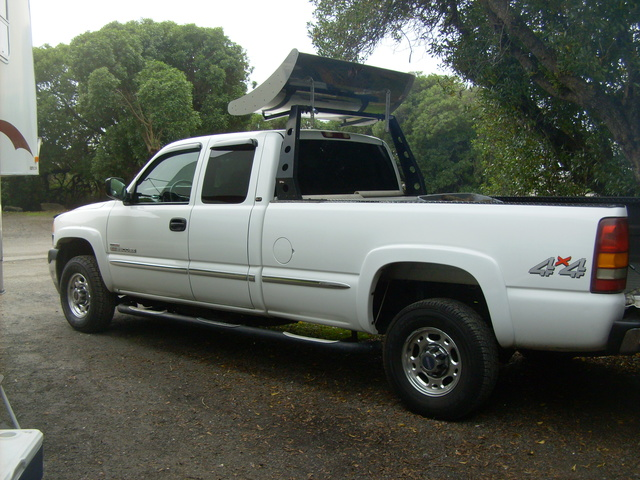 Picture of 2002 GMC Sierra 2500HD 4 Dr SL 4WD Crew Cab LB HD