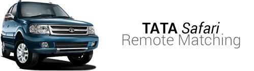 Tata Safari Questions - TATA Immobiliser lost, have spare