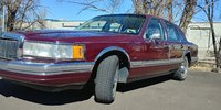 Picture of 1990 Lincoln Town Car Base, exterior, gallery_worthy