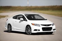Picture of 2013 Honda Civic Coupe Si w/ Nav, exterior, gallery_worthy