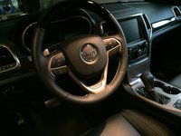 Picture of 2017 Jeep Grand Cherokee Overland 4WD, interior, gallery_worthy