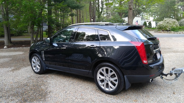 Picture of 2013 Cadillac SRX Premium AWD