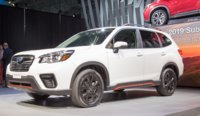 2019 Subaru Forester Picture Gallery