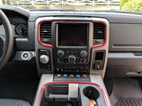 Picture of 2017 Ram 1500 Rebel Crew Cab 4WD, interior, gallery_worthy